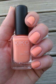 Vernis Kiko Light Peach