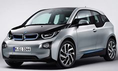 Meet the BMW Pick-Up Truck. Once again BMW chooses a special date to present the all-electric BMW truck Bmw I3, Bmw Electric Car, Electric Car Concept, 2017 Bmw, Cars 2017, Used Bmw, Car Brands, Motor Car, Concept Cars