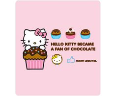 Hello Kitty x Mighty Fine x Social Networking « Hello Kitty Junkie