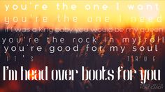 Head over boots-Jon Pardi Country Lyrics, Country Quotes, Country Music, Music Tv, Music Lyrics, Music Bands, Victoria Hill, Head Over Boots, Redneck Crazy