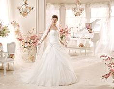 Wedding Dress Colet COAB16274 2016