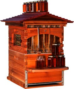 Flow™ Hive Classic Cedar