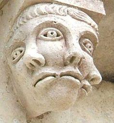 Human Sculpture, Lion Sculpture, Biennale De Lyon, Art Picasso, Les Religions, Heaven And Hell, Janus, Weird Creatures, Sacred Art
