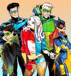 I'm Sherry || She/her || Dick Grayson and Batfamily || former url: grayson-army
