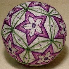 Japanese-Temari-Ball-14-3-4-My-Purple-Passions