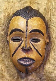 African Masks - Igbo Mask