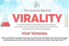 The Science Behind Virality #ScienceBehindVirality #marketing