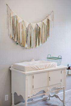 Neutral baby boy nursery 8