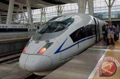 Kereta Cepat Perjalanan Guangzhou-Hong Kong Ditempuh Dalam 48 Menit