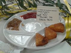 I Feira do Queixo de Moeche  Concurso de pratos de queixo