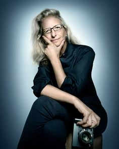 You can't get any better than the empress of photography. Annie Leibovitz