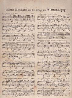 """59 Top Bilder zu """"Notenblätter"""" Clarinet, Piano Music und Music sheets"""