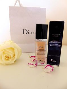 The Little Owl Blog | Dior Star Foundation Review