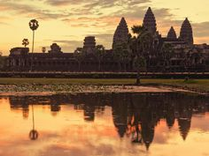 The Cambodian site is extremely popular, but there is a way to beat the crowds.