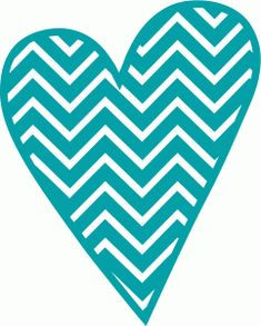 chevron heart cutting file