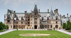 Biltmore Estate, Asheville, North Carolina (From: The 14 Most Beautiful Home and Garden Tours in America)  Want to go again and again and again.  Love this place!