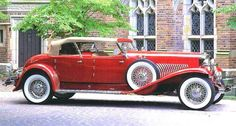 1931 Duesenberg Model J Dual Cowl Torpedo Phaeton Red Fsvr - Cars Wallpaper Duesenberg Car, Convertible, Classy Cars, Unique Cars, Expensive Cars, Car Wallpapers, Rolls Royce, Cars And Motorcycles, Luxury Cars