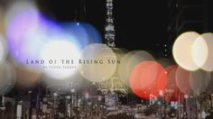 Land of the rising sun  - timelapse movie
