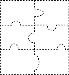Make A Puzzle Great Coloring Page For Kids