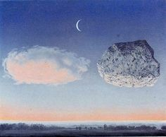 La Bataille de l'Argonne, 1959, by René Magritte