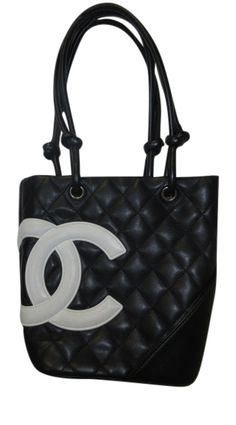 ec793c9aac92d Chanel Cambon Mini Tote - Keeks Buy + Sell Designer Handbags