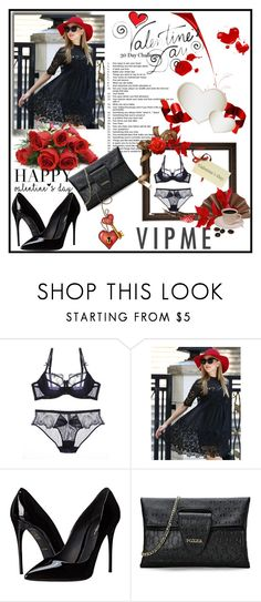 """""""VIPME .COM  11"""" by ramiza-rotic ❤ liked on Polyvore featuring Dolce&Gabbana, women's clothing, women, female, woman, misses, juniors and vipme"""