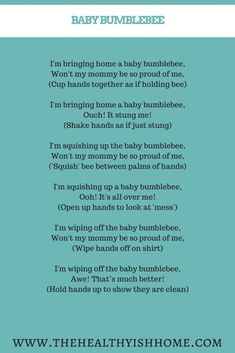 Add Singing into Your Toddler's Daily Routine