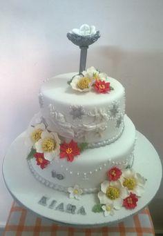 Kiera 5 kg mud and richfruit communion cum birthday com christmas cake 23/12/16