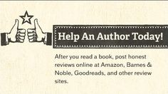 Help an Author Today