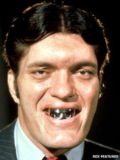 Actor Richard Kiel - who played steel-toothed villain Jaws in two James Bond films - has died in California aged 74. The towering American star, who appeared in The Spy Who Loved Me in 1977 and Moonraker in 1979, died in hospital in Fresno on Wednesday.