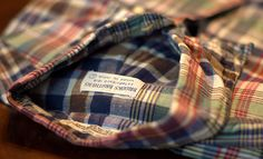 Brooks Brothers madras via My Menswear Obsession