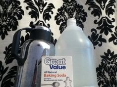 Unclog your drain with just baking soda, vinegar and boiling water. No Drano needed!
