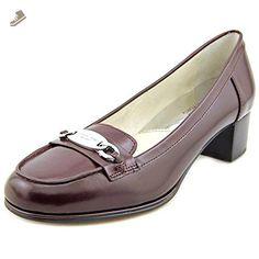Michael Kors Womens Lainey Closed Toe Leather Mary Jane Pumps, Merlot, Size 5.5 - Michael kors pumps for women (*Amazon Partner-Link)