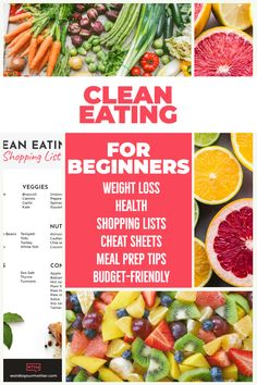 Want to eat clean & start losing weight the healthy way? Find out what clean eating is, how to eat clean on a budget, meal prep, & combine with a low carb/keto diet for weight loss! With shopping lists, cheat sheets & excellent ti Weight Loss Meals, Diet Food To Lose Weight, Diets Plans To Lose Weight, Start Losing Weight, Healthy Weight, Weight Loss Tips, Diets For Weight Loss, Ways To Lose Weight, Weight Loss Motivation