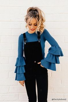 Women Clothing 150 Fall Outfits to Shop Now Vol. 2 / 066 Women ClothingSource : 150 Fall Outfits to Shop Now Vol. 2 / 066 by fgoesling Mode Outfits, Casual Outfits, Fashion Outfits, Womens Fashion, Unique Outfits, Fashion Clothes, Fasion, Clothes Women, Clothes For Girls