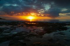 Sunset at Reunion island! by Patrice Thomas on 500px