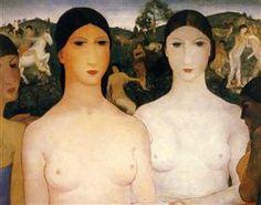 Girls - Paul Delvaux