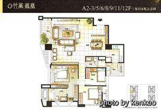 建案平面圖 | [八德新市鎮]竹風-鳳凰 - EPSON002 (複製) @ kenkao0808 的相簿 :: 痞客邦 PIXNET :: Plane, Floor Plans, Aircraft, Airplanes, Airplane, Floor Plan Drawing, House Floor Plans