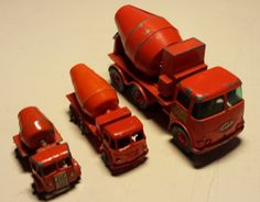 cement concrete trucks