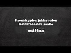 Lasten Suomi sata vuotta School Videos, Finland, Cards Against Humanity, Youtube, Winter, Christmas, Historia, Winter Time, Xmas