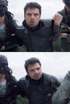 Sebastian Stan, Marvel Actors, Marvel Characters, Marvel Dc, Bucky Barnes Marvel, Bucky Barnes Aesthetic, James Barnes, Man Thing Marvel, Marvel Series
