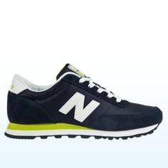 New Balance retro running shoe