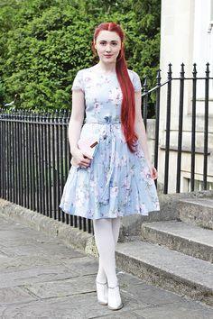 3 Ways to Wear: Laura Ashley Summer Dress.
