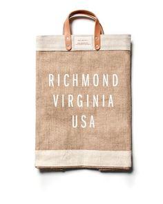 richmond market bag