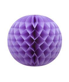 "Honeycomb Ball 19"""