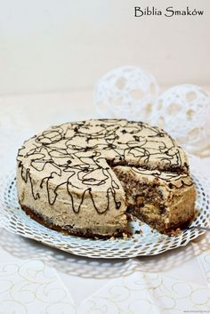 Tort orzechowy No Bake Desserts, Muffin, Sweets, Cookies, Chocolate, Baking, Breakfast, Cake, Recipes