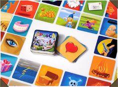 De amor y pedagogía: Juegos de mesa para nuestras clases.