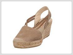 Vidorreta 05500 Größe 42 Grau (schlamm) - Sandalen für frauen (*Partner-Link)