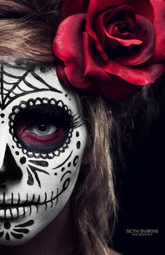 Halloween | day of the dead | catrina | Stare . Seth DuBois