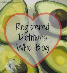 Registered Dietitians Who Blog {Part 2} - The Lean Green Bean